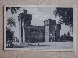 Mo1525)  S. Felice Sul Panaro - Il Castello - Modena