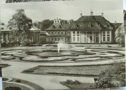 1978 - Dresden - Schloss Pillnitz - Blick Auf Dem Hofseite Des Wasserpalais - Dresden