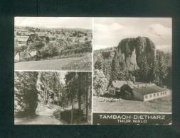 Allemagne - Tambach Dietharz - Thur. Wald ( Multivues ) - Tambach-Dietharz