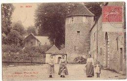 Beze (Côte D´or 21) Abbaye, Tour Du Nord - Belle Animation - Frankreich