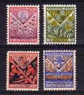 Netherlands - 1927 - Child Welfare - MH - 1891-1948 (Wilhelmine)