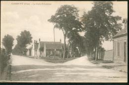 La Croix St Laurent - Clermont