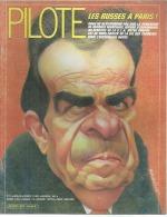 PILOTE Mensuel  N° 71  -  Déssin: MORCHOISNE   -  AVRIL  1980 - Pilote