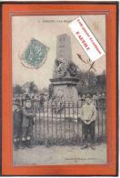 Carte Postale 59.  Somain Le Monument Trés Beau Plan - Altri Comuni