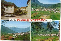 VIGOLO VATTARO SALUTI TRENTO - Trento
