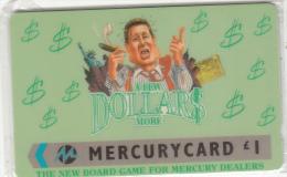 UK - A Few Dollars More, CN : 20MERB, Tirage 3196, Mint - United Kingdom