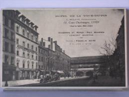 LYON (69) - HOTEL DE LA TOUR DU PIN - Altri