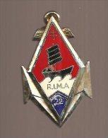 INSIGNE 22� RIMA R�giment d�Infanterie de Marine