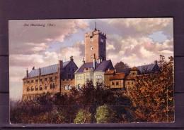 AK Die Wartburg (Ost) - Karte Gel. 1919 - Wittenberg