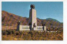 REF 122 : CPSM Etats Unis U.S.A. Salt Lake City Marks Aera Where Brigham Young Pioneers - Salt Lake City