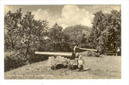 Hals. Kanonerne Paa Skansen, Sweden, 20-40s - Suède