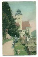 Hallstatt, Austria , PU-1907 - Österreich