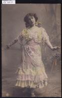 """Robe à Trois Volants """"bergère"""" Ca 1905 (12´050) - Mode"""