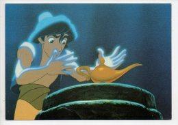 REF 128 : CPM Walt Disney ALADDIN Par Kodak - Comicfiguren