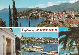 Yugoslavia--Pozdrav Iz Cavtata--a, Francia - Yugoslavia