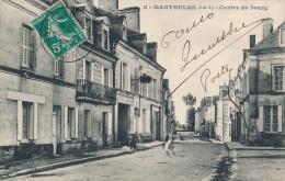 MANTHELAN - Centre Du Bourg - France