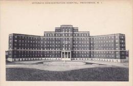 Rhode Island Providence Veterans Administration Hospital Artvue