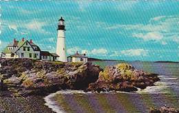 Maine Portland Portland Head Lighthouse