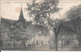 HEUSDEN (Gent) Neerhof Dutry Massy (voyagé 1908) TOP - Gent