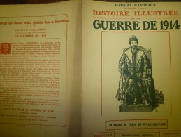 1914 HISTOIRE ILLUSTREE :Tzar Et Tzarine ;Grandes Duchesses OLGA, MARIE Et TATIANA ;Garde Impériale Cosaque; BELGRADE - Livres, BD, Revues