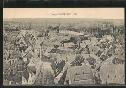 CPA Wissembourg, Blick Auf Die Altstadt - Wissembourg