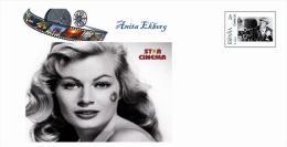 Spain 2013 - Legends Of Cinema Stars Cover - Anita Ekberg - Actores