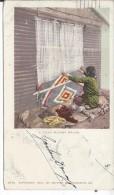INDIEN - A NAVAJO BLANKET WEAVER - 5510 - Indiens De L'Amerique Du Nord