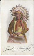 INDIEN - BLACK EAGLE - Indiens De L'Amerique Du Nord