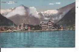 NORVEGE - BALHOLM - Sogn - Norvège
