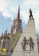 Brasil Petropolis Monument Of Petropolis Foundation And Major Koeler's Statue - Sonstige