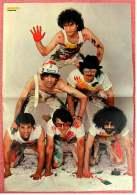 Kleines Poster  -  J. Geils Band  -  Von Bravo Ca. 1982 - Plakate & Poster