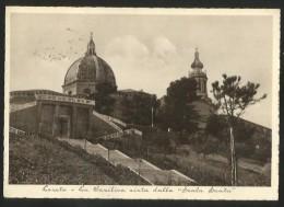LORETO La Basilica Vista Dalla Scala Santa Marche Ancona 1954 - Ancona