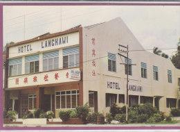Hôtel LangKawi Kedah - Malaysia