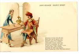 SAINT-GALMIER  SOURCE BADOIT - France