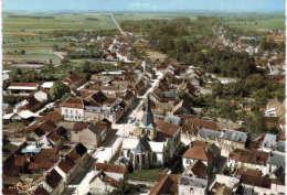 Fère Champenoise - Rue De Vitry Et Rue De Corroy - Vue Aérienne - Fère-Champenoise