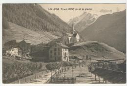 Valais         Trient Et Le Glacier - VS Valais