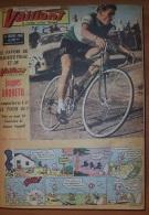 1961 Vaillant Le Journal Le Plus Captivant No 841-844;846-867,Album Relie,Bound Album, Album Rilegato - Vaillant