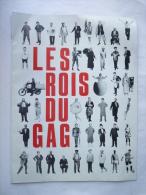 DOSSIER DE PRESSE Les Rois Du Gag 1985 Claude Zidi - Thierry L´hermitte / Gérard Jugnot - Pubblicitari