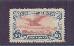MEXICO.-   YVERT AV 1 (*) - Mexico
