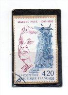 FRANCE     4,20 F    Année 1992   Y&T: 2777     (sur Fragment Oblitéré) - Frankreich