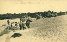 Chaalis  La Mer De Sable  Environs D'Ermenonville  Cpa - France