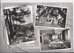 PREMIUMQUALITÄT !!   ★ 8581   GÖSSENREUTH   GASTHAUS   SCHOBERTH  ★ AK   ~ 1966 - Bayreuth