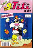 Titi Géant - N° 98 - Sagedition - Bücher, Zeitschriften, Comics