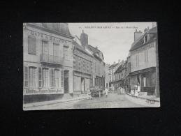 Nogent - Sur - Seine : Rue De L ' Hôtel - Dieu. - Nogent-sur-Seine