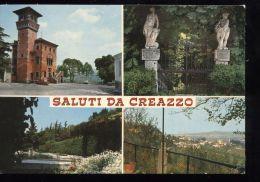 L5789 Saluti Da Creazzo - Other Cities