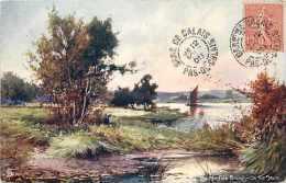 Royaume Uni -united Kingdom-uk -ref A658- Raphael Tuck S Postcard - The Norfolk - - Non Classés