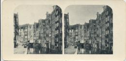 Amsterdam, Oude Zijds Achterburgwal - Stereoscoopen