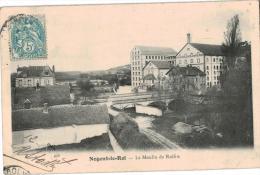 Carte Postale Ancienne De NOGENT LE ROI - France
