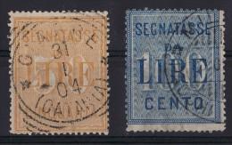 1903. Italien Verrechnungsmarken  :) - Italy