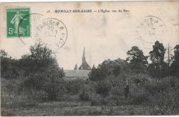 Carte Postale Ancienne De ROMILLY SUR AIGRE - France